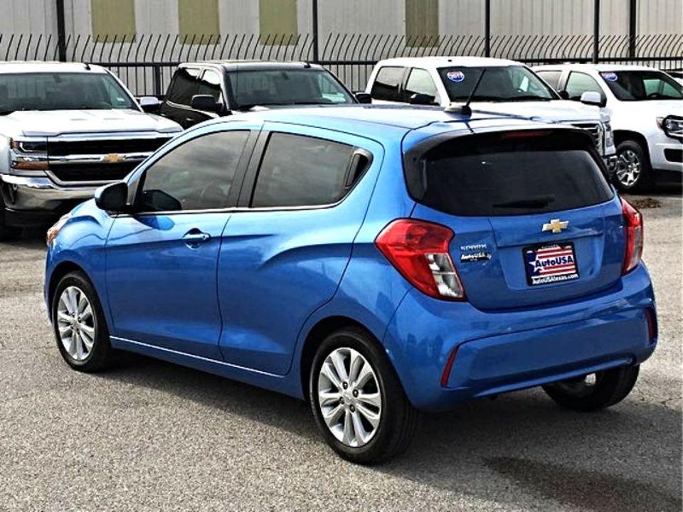 Used 2017 Chevrolet Spark 1LT CVT for Sale - Auto USA